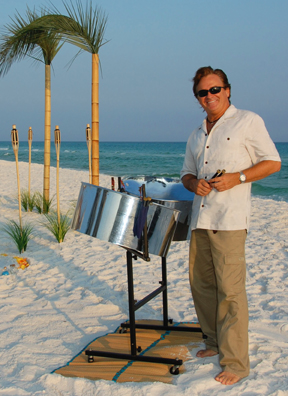 Steel Drums... Island Style!!!